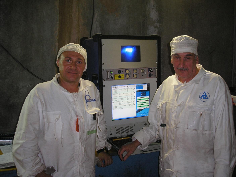 Экспериментальная отработка технологии восстановительного ремонта узла приварки