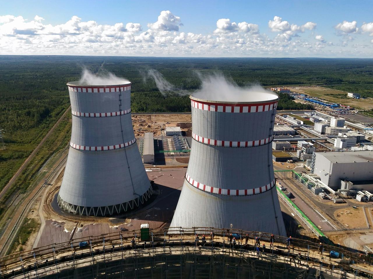 Поставка универсальной климатической установки в ЛАЭС